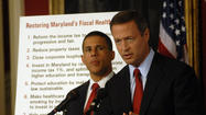 Gov. Martin O'Malley said yesterday that he favors a special session of the General Assembly in the coming months to solve Maryland's projected $1.5 billion budget shortfall.