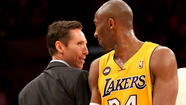 Steve Nash will miss a sixth consecutive game because of hip and hamstring soreness, Lakers Coach Mike D'Antoni said Friday morning after the team's shoot-around.