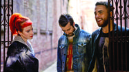 The first time Tennessee pop-rockers Paramore headlined a tour, they started it at Beat Kitchen in 2006. Seven years later, the band will play the much larger Chicago Theatre on Thursday as part of its first U.S. tour since 2010. Paramore then and Paramore now, singer Hayley Williams says, are like night and day.
