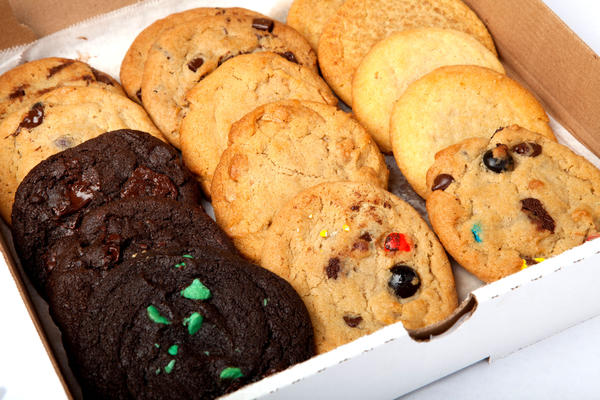 Insomnia Cookies in Lincoln Park delivers cookies, milk and ice cream until 3 a.m.