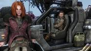 "Video games are frequent bedfellows with TV shows and movies, but Syfy and Trion Worlds' new joint project, ""Defiance,"" is a completely different kind of pop-culture beast."