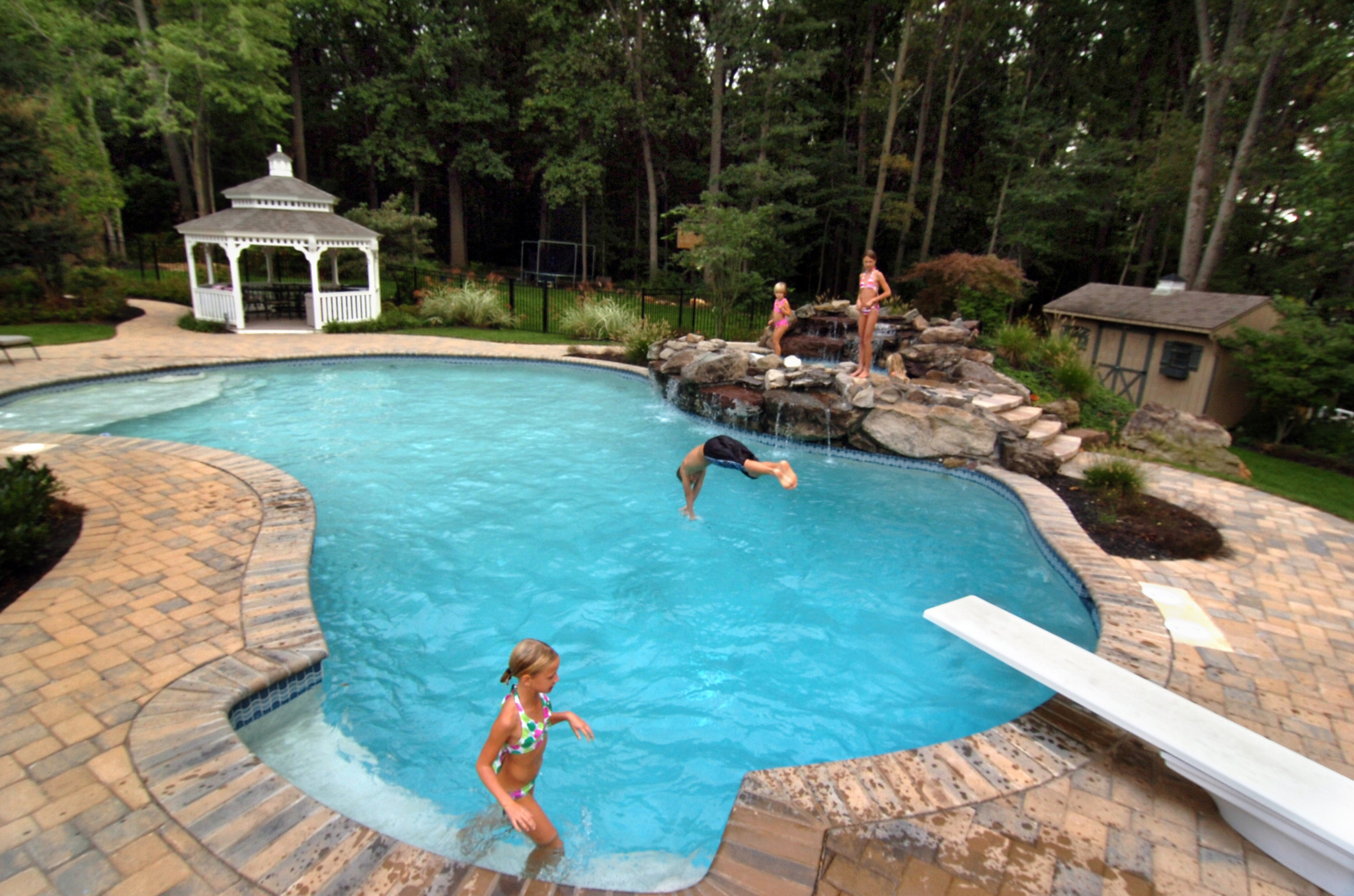 Pool supplier namco closing four md locations baltimore sun for Namco pools