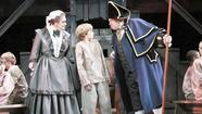 "THEATER REVIEW: ""Oliver"" at the Drury Lane Theatre  ★★★½ ... Where you have kids working like this, of course, you have a gifted director. And so it is with Rachel Rockwell."