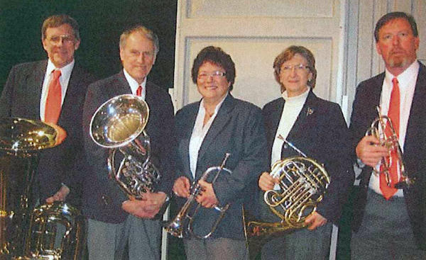 Brass Mania is on tap as a free performance in Charlevoix.