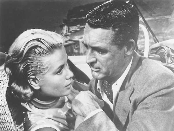 "Grace Kelly and Cary Grant star in Alfred Hitchcock's ""To Catch a Thief,"" which opens the Los Angeles Conservancy's Last Remaining Seats festival."