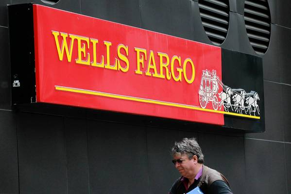 Wells Fargo earned $5.17 billion, or 92 cents a share, in the first quarter, compared with $4.25 billion, or 75 cents a share, in the year-earlier quarter.