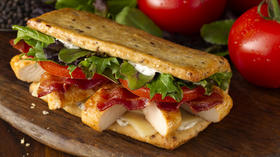 Wendy's wraps chicken into two new multi-grain flatbread sandwiches
