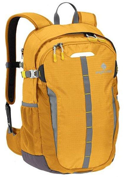 Eagle Creek's Afar backpack comes in three colors and offers a host of extras, including a place for a laptop.