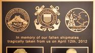 Coast Guard Marks Anniversary of Deadly Kodiak Shootings