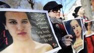 When topless protesters decided to take aim at Islamism, some Muslim women fired back.