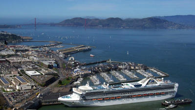 Cruises: The Grand Princess finds a home in San Francisco