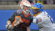No. 5 McDonogh boys lacrosse team finishes strong in 8-6 win over No. 4 Loyola