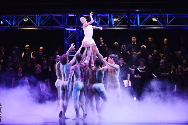"Orlando Ballet and the Bach Festival Society of Winter Park join forces for a thrilling ""Carmina Burana."""