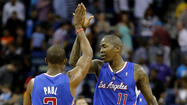 NEW ORLEANS — They were like the Three Amigos in the fourth quarter, playing all 12 minutes, doing their parts to help the Clippers finally get by the New Orleans Hornets.