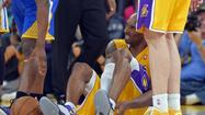 Kobe Bryant is certain that he tore his left Achilles' tendon. He'll undergo an MRI exam on Saturday, but the Lakers' All-Star guard is expected to be out with what appears to be a devastating injury.
