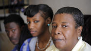 Phyllis Scott was waiting for the day her son would be released from prison to return to East Baltimore, and she hoped he could steer clear of trouble in the future.