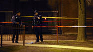 Three men were killed and at eight other people wounded in shootings across the city between Friday afternoon and early Saturday, from the Old Irving Park neighborhood on the Northwest Side to the South Chicago neighborhood near Lake Michigan.