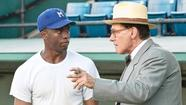 "Somewhere in the middle of watching the movie ""42,"" about Jackie Robinson's historic rookie year breaking baseball's color barrier, I decided something."