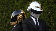 Leave it to Daft Punk to bring excitement to Day One of Coachella – without even being present.