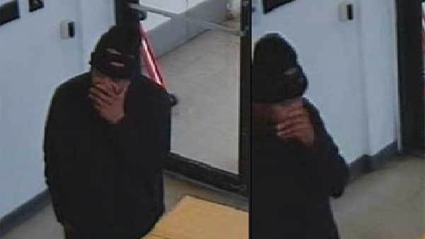 Surveillance photo of man sought in Southwest Side robberies.