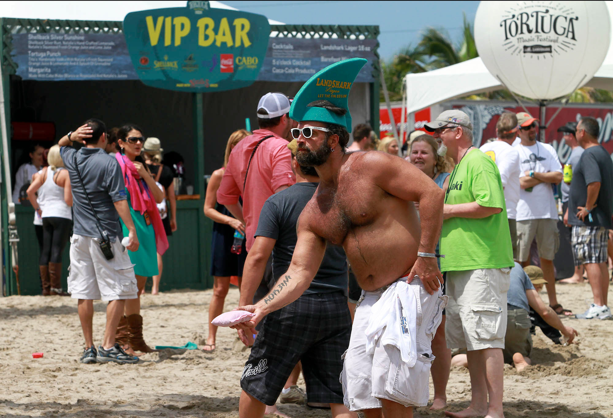 PHOTOS: 2013 Tortuga Music Festival - Music on the beach