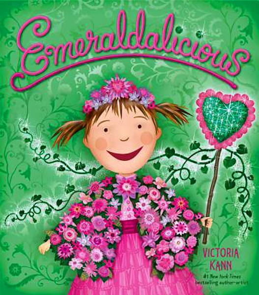 Victoria Kann, author of the 'Pinkalicious' book series, will be at Doylestown Bookshop at 2 p.m. April 14 to celebrate her new book 'Emeraldalicious.'
