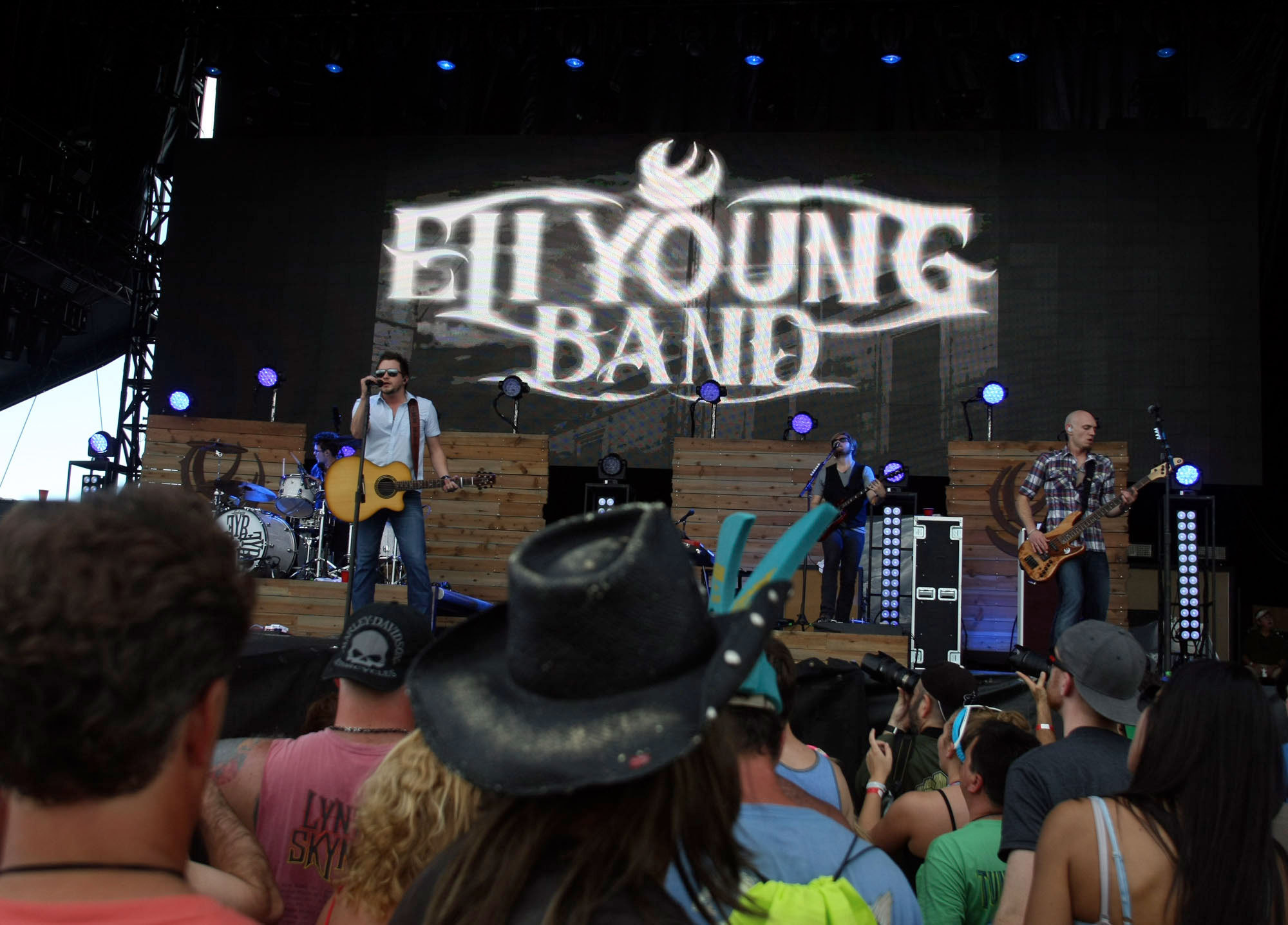 PHOTOS: 2013 Tortuga Music Festival - Eli Young Band