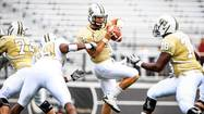 UCF closed out its spring camp with an offensive explosion during Saturday's annual spring game.