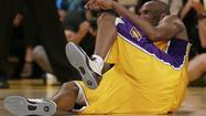 The Times' Lakers beat reporter Mike Bresnahan looks at some key questions as Kobe Bryant and the Lakers deal with the superstar's recovery following surgery to repair his ruptured Achilles' tendon.