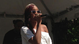Coachella 2013: Eve takes to the desert for her comeback