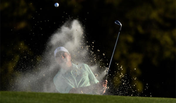 Fred Couples, 53, played himself out of contention during the third round of the Masters for the second year in the row.