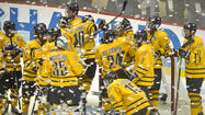 Quinnipiac Vs. Yale In Frozen Four Final