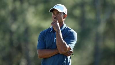 Tiger Woods should have withdrawn