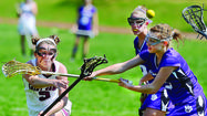 Saint James junior midfielder Madison Fahey was all Smithsburg's girls lacrosse team feared she would be on Saturday afternoon.