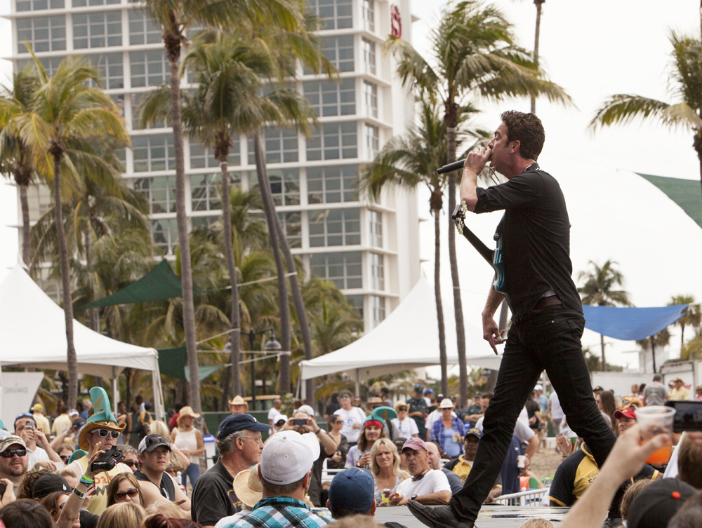 PHOTOS: 2013 Tortuga Music Festival - G. Love & Special Sauce