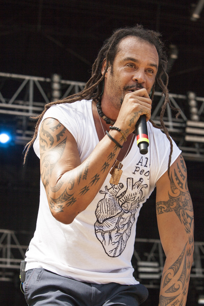 PHOTOS: 2013 Tortuga Music Festival - Michael Franti