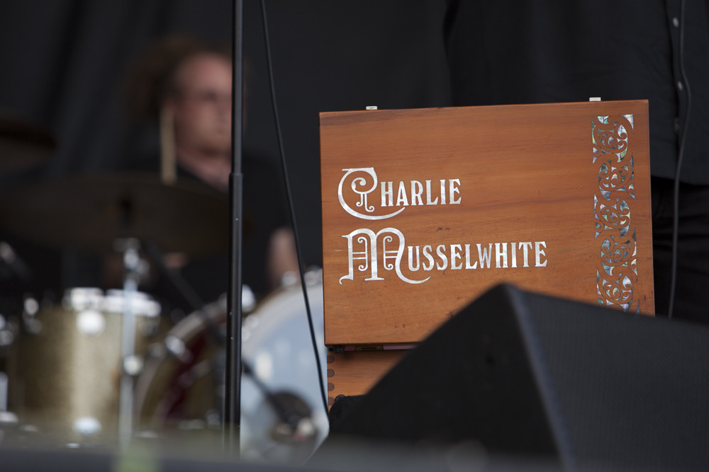 PHOTOS: 2013 Tortuga Music Festival - Charlie Musselwhite