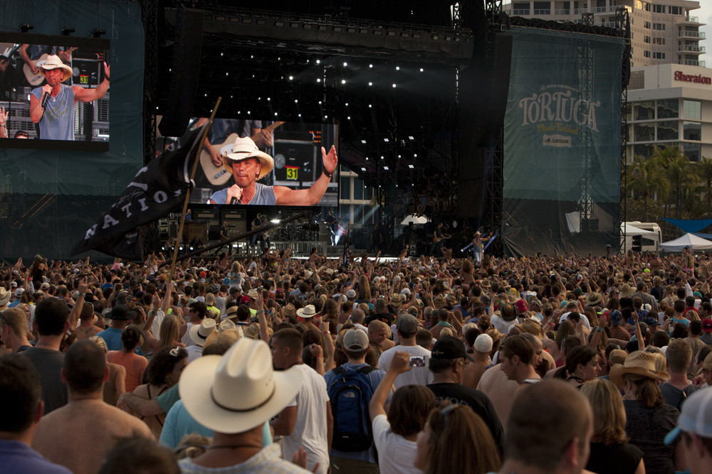 PHOTOS: 2013 Tortuga Music Festival - Kenny Chesney