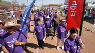 CALEXICO — Cancer can be scary, but Calexico fought back in its annual Relay for Life event this weekend.