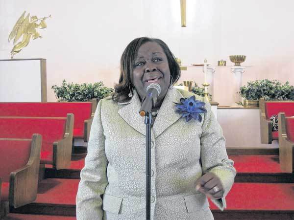 "Wilette Alford, of South Bend, is competing for a spot to be a finalist on BET's ""Sunday Best"" gospel television show."
