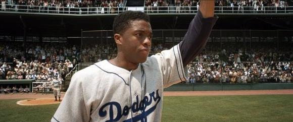 """42"" smacks box-office home run"