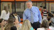 Oakland Mills principal inspires students by example