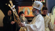 Unable to overcome the disgrace of a sexual misconduct accusation, Bishop Matthias, head of the local diocese for the Orthodox Church of America, has announced he will step down Monday, leaving a vacancy in Chicago just weeks before Orthodox Christians celebrate Easter on May 5.