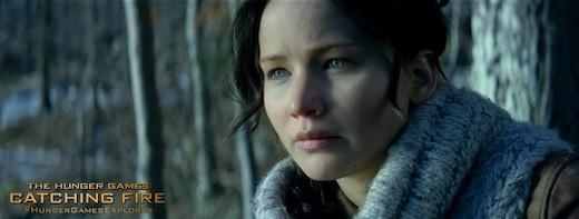 'The Hunger Games: Catching Fire' photos: Katniss Everdeen (Jennifer Lawrence)
