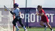 A stifling defense in the second half allowed the Northwestern women's lacrosse team to take control of a close game and go on to a 12-8 victory over Stanford Sunday in Evanston.