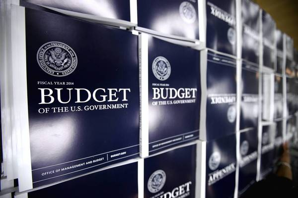 President Barack Obama's fiscal 2014 budget contains $160 billion more spending than the current budget.