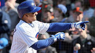Photos: Cubs game action