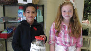 Greenbrier Elementary School students recently presented $1,020 to the Humane Society of Washington County, the nonprofit organization of student choice after a presentation in a Gifted and Talented Education, or GATE, enrichment class of fourth- and fifth-grade students.