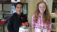 Greenbrier students' coin drive