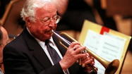 Famed CSO trumpet player Adolph Herseth, by general consent the most respected and influential orchestral trumpeter of his generation, has died. He was 91.